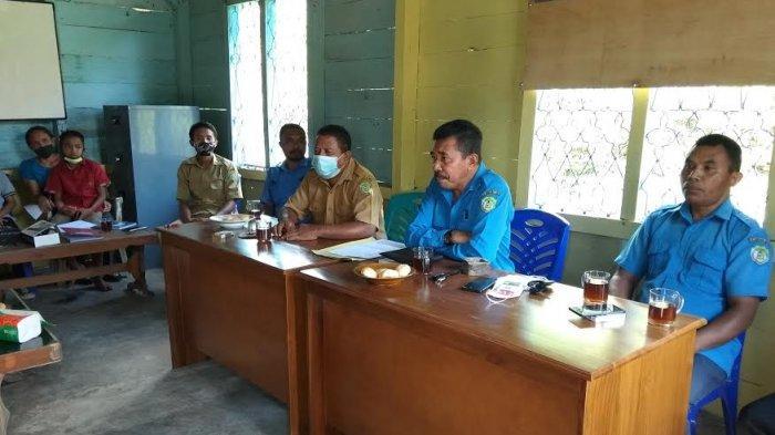 Direktur Perumda Wae Mbeliling : Pemenuhan Air Bersih di Desa Persiapan Golo Tanggar Prioritas