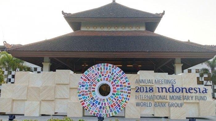 Delegasi Pertemuan IMF di Bali Rasakan Gempa Bumi Hari Ini Situbondo, Kemenlu Langsung Kirim Email