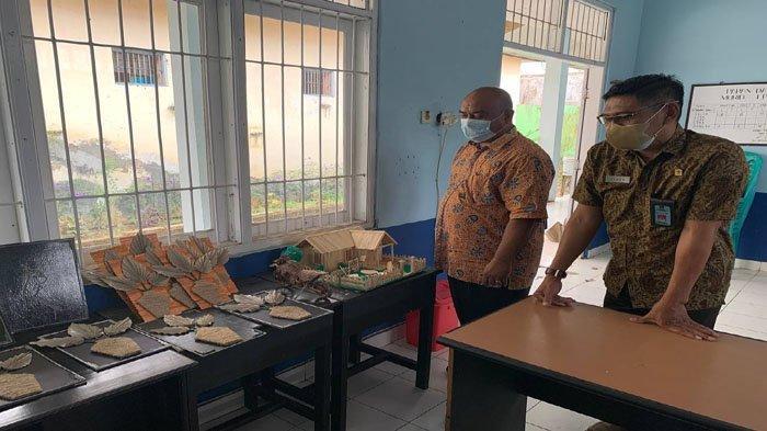 Pesan Kadis P dan K Kota Kupang Dumuliahi Djami Saat Buka Kegiatan PKKT di LPKA Kupang