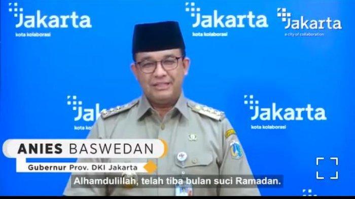 Gubernur Anies Sampaikan Kabar Buruk, Sehari Ribuan Anak di Jakarta Positif Corona, Ada Varian Baru