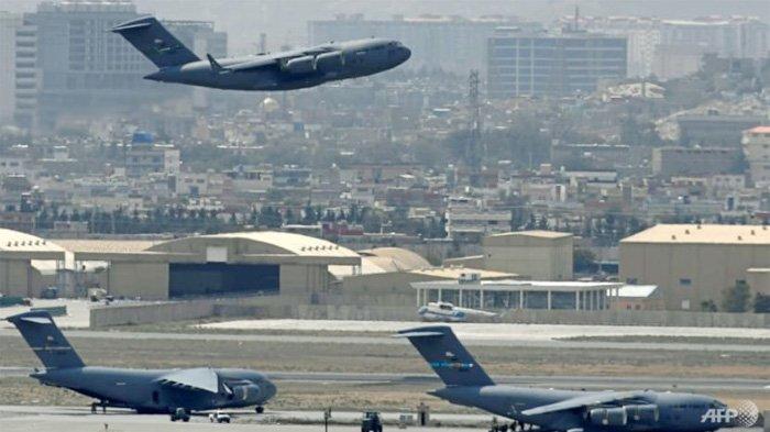Militer Amerika Tuntaskan Penarikan Pasukan dari Afghanistan, Selamat Tinggal