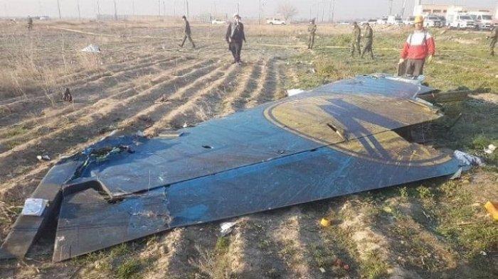 IRAN Akui Tembak Pesawat Ukraina Namun Sebut Amerika Penyebab Bencana, Simak Beritanya