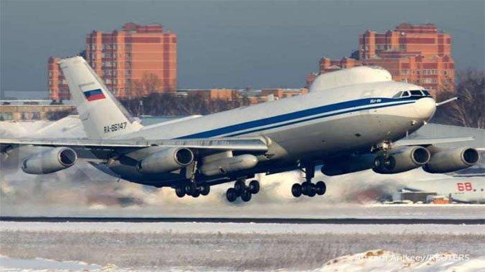 Ini Dia Pesawat Kiamat Buatan Rusia, Zveno-3C Sanggup Menahan Rudal dan Bom Nuklir