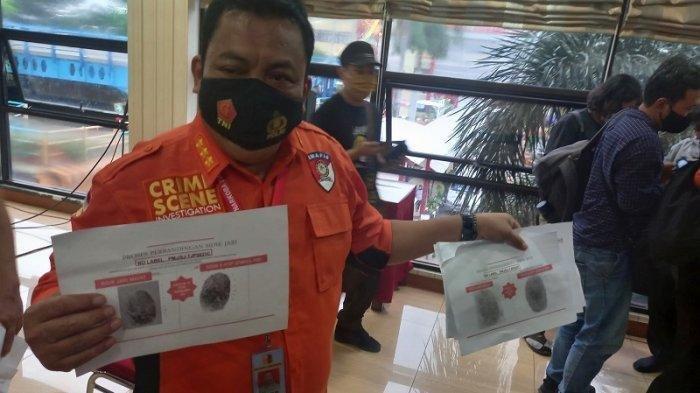 PESAWAT SRIWIJAYA AIR JATUH:Sidik Jari 2JenazahKorban Pesawat Sriwijaya Air SJ 182 Teridentifikasi