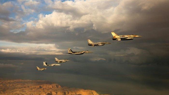Meletus Lagi Perang Israel dan Hamas , Pertama Kali Sejak Akhir Bulan Lalu Israel Hajar Teroris