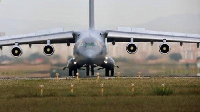 Vietnam Protes Misi Pesawat Y-20 Milik China di Pulau Spratly Laut China Selatan