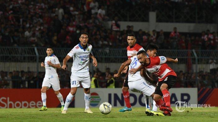 Prediksi Susunan Pemain Madura United vs Bhayangkara FC Liga 1, Jaimerson & Diego Assis Siap Berlaga