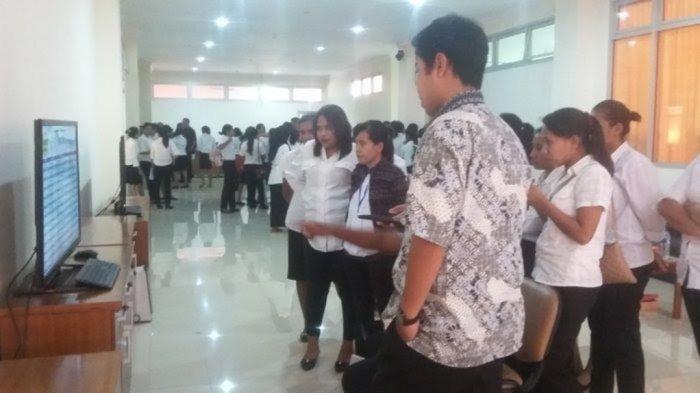 P3K Kabupaten Kupang Harap Nasib Mereka Diakomodir BKN
