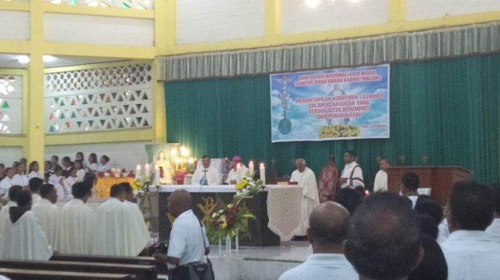 Pesta Keluarga Seminari Tinggi Santo Mikael Penfui, Bercorak Budaya Flobamora
