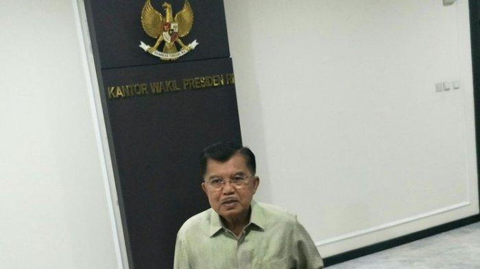 Jusuf Kalla: Mereka Belum Makar, Penahanan Soenarko dan Eggi Sudjana Ditangguhkan