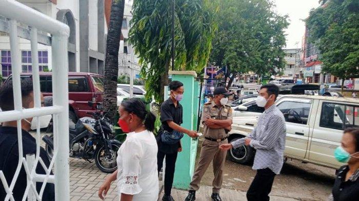 Misa Jumat Agung di Kota Kupang Terapkan Prokes dan Penjagaan Yang Ketat