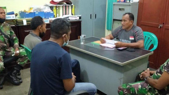 Petugas SPBU Waipare Dipukul Oknum TNI, Danramil Kewapante Ambil Langkah Penanganan