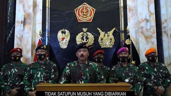 DAFTAR Lengkap Nama Pangdam Hingga Danlanud yang Akan Dimutasi Panglima TNI, Siapa Saja?