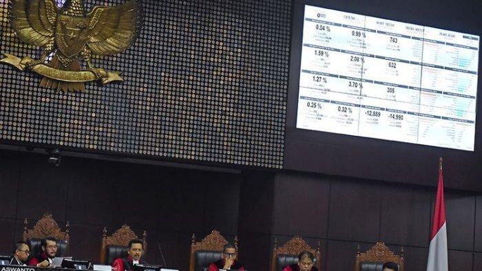 Pihak TKN dan BPN Percaya Kredibilitas 9 Hakim MK dalam Putuskan Sengketa Hasil Pilpres 2019