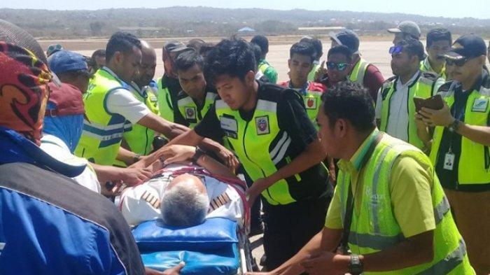 Begini Kondisi Pilot Batik Air Pingsan Sekarang, Biddokkes Polda-Dit Narkoba Datangi Kamar Perawatan