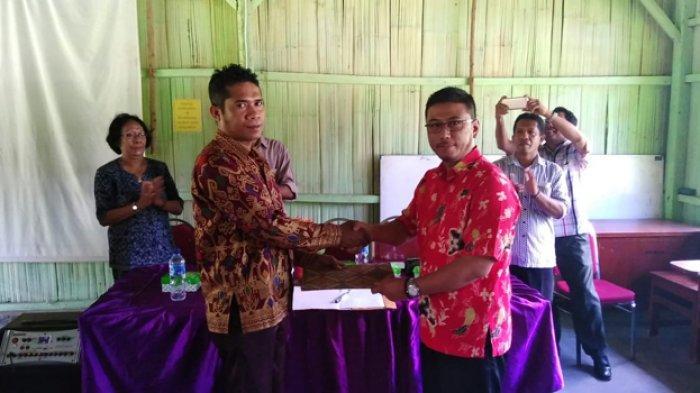 Pimpin STKIP Nusa Bunga Floresta di Mbay, Begini Cerita Sang Pendiri Ramdan Hidayat