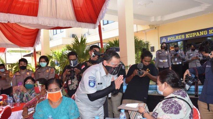 Jasa Raharja dan IFG Launching Bantuan Berkelanjutan