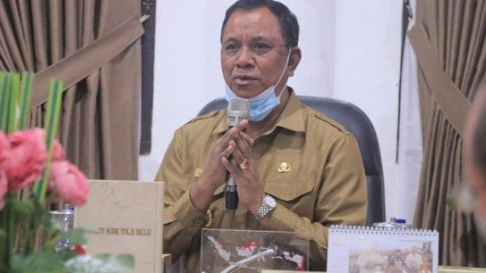 Penjabat Bupati Belu Minta Masyarakat Jaga Situasi Keamanan