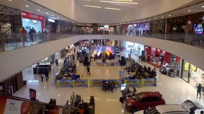 Larangan Gunakan Masker Scuba Tidak Pengaruhi Aktivitas Kunjungan ke Mall