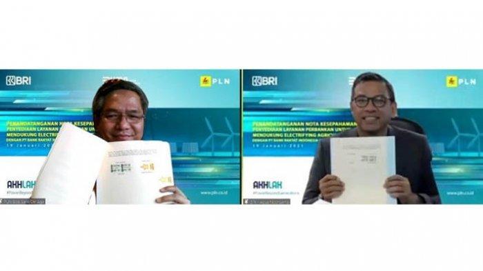 PLN dan BRI Sediakan Layanan Electrifying Agriculture Dorong Petani Makin Produktif