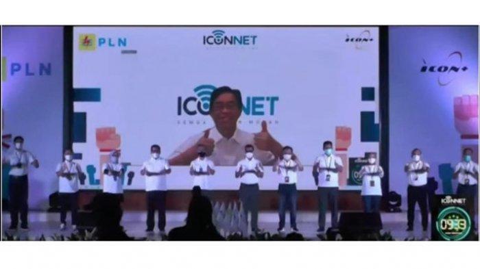 PLN Group Luncurkan ICONNET, Sajikan Internet Andal, Terjangkau, dan Tanpa Batas