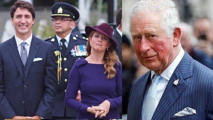 Istri PM Kanada Sophie Gregoire dan Pangeran Charles Terinfeksi Corona, Begini Kondisi Terakhirnya