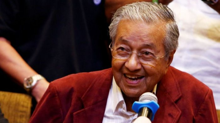Mahathir Serang Australia: Anda Telah Meningkatkan Ancaman di Laut China Selatan