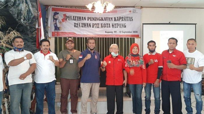 Peringati HUT ke 75 PMI, Wakil Wali Kota Kupang sebut Kami Tidak Kaya