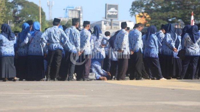 CATAT,  PNS Tetap Kerja, Begini Jam Kerja Selama Ramadhan 2020 dan THR Besaran THR Ramadhan