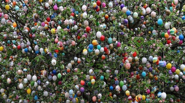 Wah, Meriahnya Perayaan Paskah di Jerman, Dari Dekorasi Rumah hingga Pasar Paskah