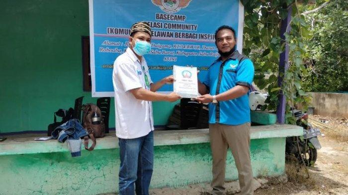 Relasi Community Bangun 36 Taman Baca Desa di Sabu Raijua NTT