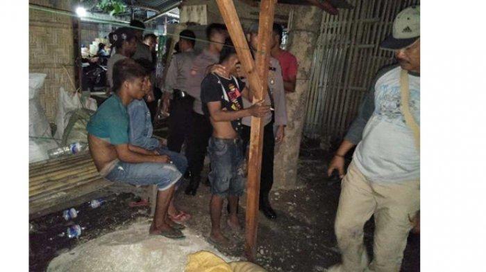 Polisi Amankan Ratusan Liter Miras dan Sajam Saat Operasi Pekat di Kota Waingapu