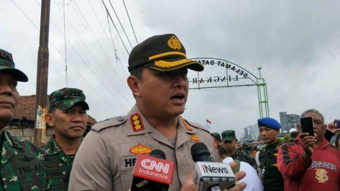 Polisi Selidiki Unsur Kesengajaan dalam Kebakaran di Tomang, Terbukti Dijerat Pasal 187 KUHP