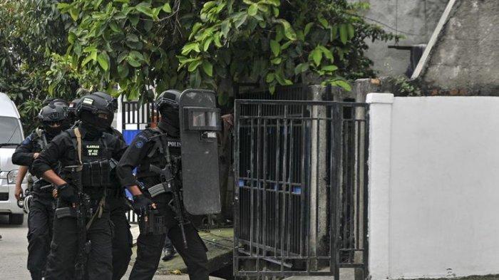 Polisi Tangkap 2 Terduga Teroris di Kalimantan Tengah, Ini Inisialnya
