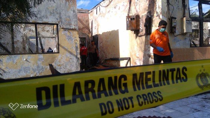 Kepolisian Ungkap Dugaan Awal Kebakaran Polda NTT