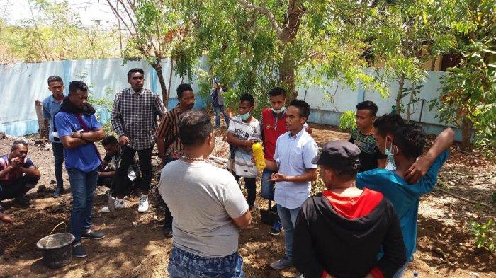 Prodi PPLK Politani Adakan Program Kemitraan di Balai Pemasyarakatan Kupang