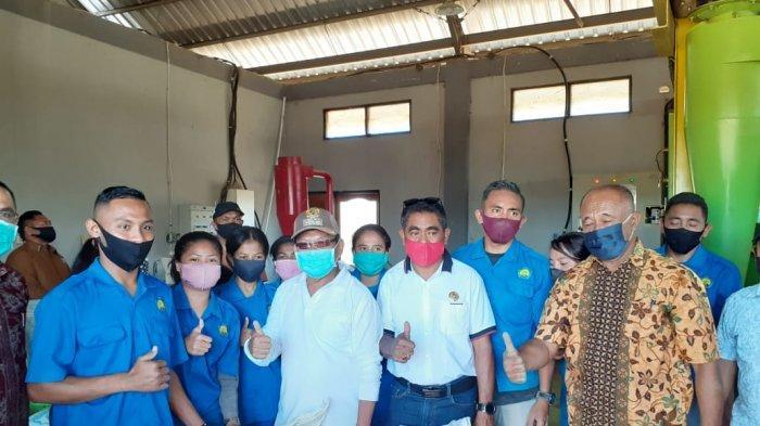 Wakil Ketua II DPRD Kab Kupang Ucap Profisiat Kepada Politani Negeri Kupang