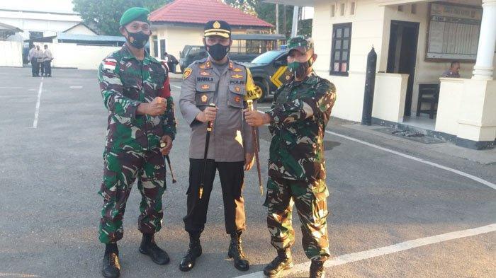 Polres Belu Terjunkan 400 Personel Gabungan Amankan Idul Fitri