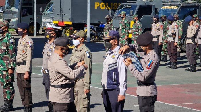 Antisipasi Situasi Bencana, Polres Manggarai Apel Gelar Pasukan Operasi Keselamatan Ranakah 2021
