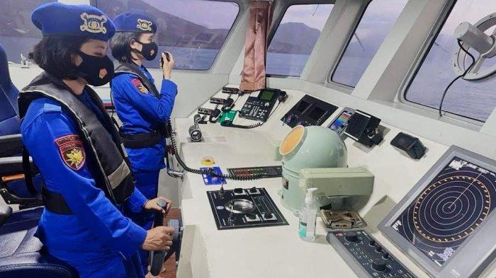 Kapolda NTT Wajibkan Polwan Berlayar Ratusan Mil Laut: Ritual untuk Mendapat Brevet Bahari