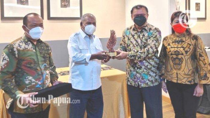 Pangansari Siapkan 960 Ribu Meals Kluster Kabupaten Jayapura Demi Sukseskan PON XX