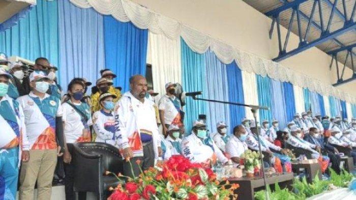 Gubernur Papua Siapkan Bonus Rp 1 Miliar Bagi Peraih Medali Emas, Beregu 650 Juta Per Atlet