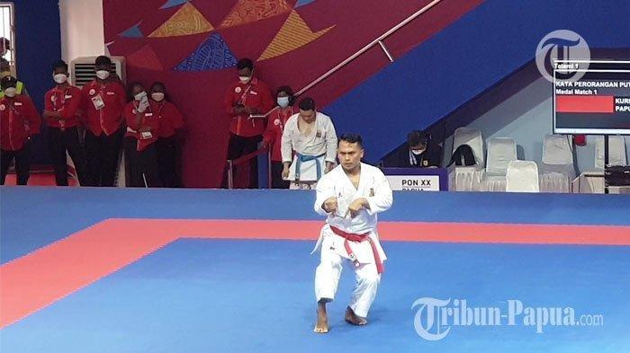 Mulai Hari Ini, Karate PON XX Papua Perebutkan 15 Medali Emas