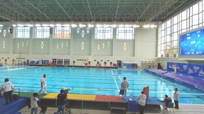 Tampilan di Laga Pertama, Tim PON XX Polo Air Putri DKI Jakarta Mampu Libas Yogyakarta