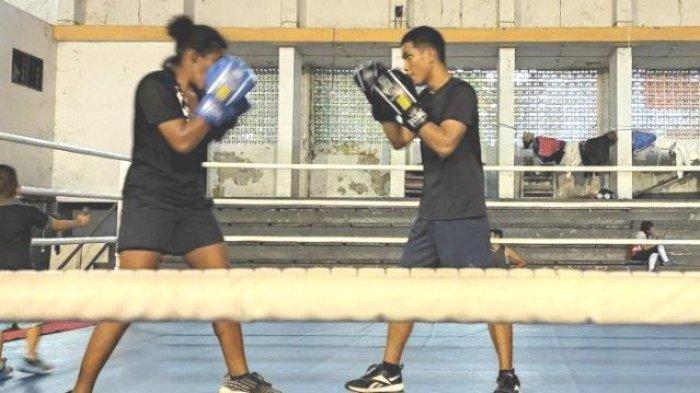 Tim Tinju Sulut Siap Tarung di PON XX Papua  Akan Tetap Menjaga Jaga Tradisi Medali di Ring