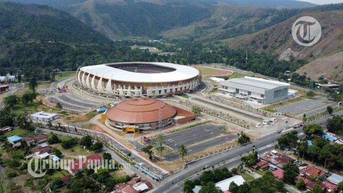 Ingin Nonton Langsung PON XX Papua 2021 ? Ini Beberapa Syarat Penting Penonton Masuk ke Venue