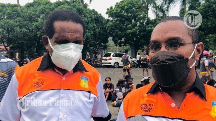 Meriahnya PON XX: Enrico Yori Kondologit: Tampilkan Tarian Kolosal Perkenalkan Setiap Suku di Papua