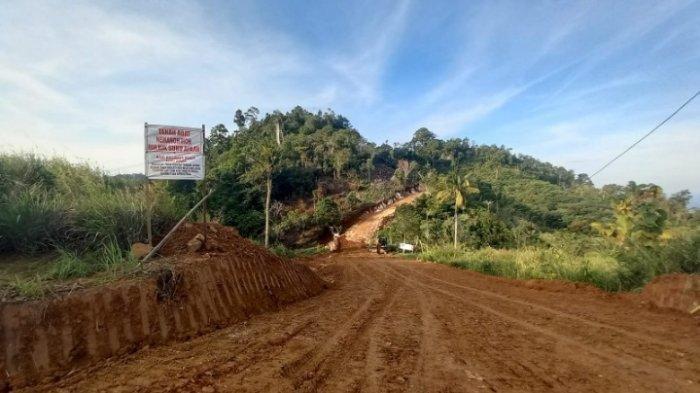 Jalan Menuju Venue Paralayang PON XX Papua Rampung 19 September 2021, Begini Penampakannya