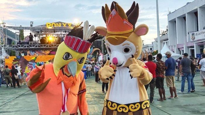 Ini Dua Maskot PON XX Papua 2021, Kangpho dan Drawa Terinspirasi Hewan Khas Papua, Simak Yuk