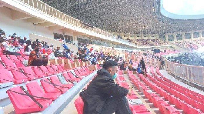 Ini Kontestan Babak 6 Besar Sepak Bola Putra PON XX Papua 2021, Siapa Berhak Maju Semifinal ?